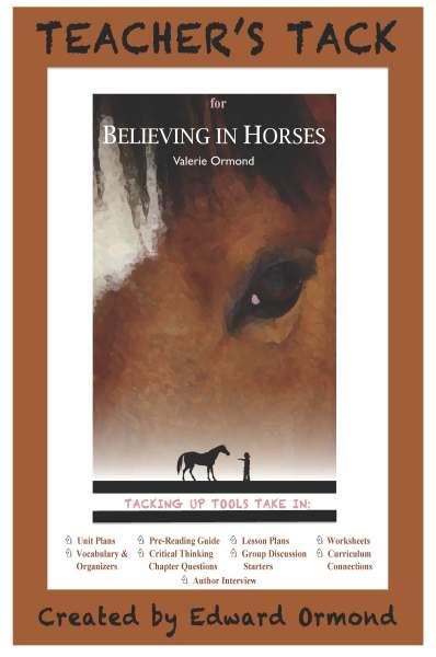 Teacher's Tack for Believing In Horses